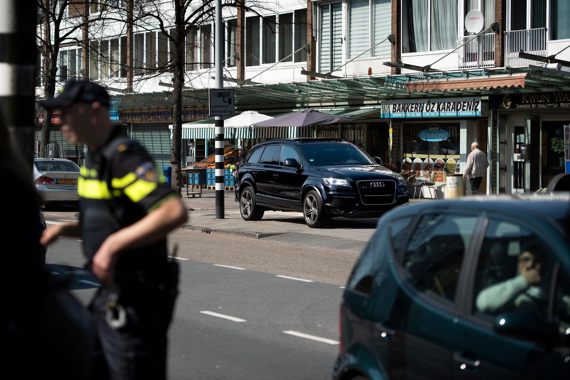 Regiobezoek Georganiseerde Criminaliteit: Amsterdam