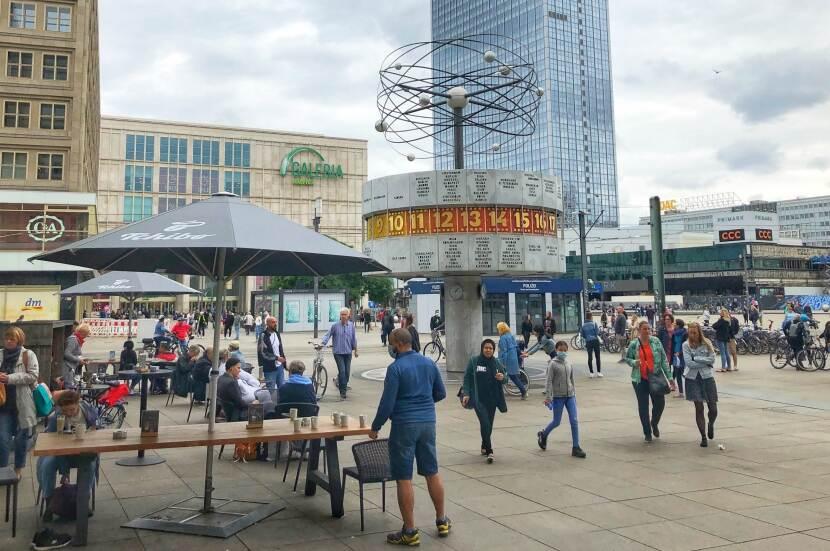 Zomervakantie In Duitsland Op Pad Met Die Corona App Rijksoverheid Nl