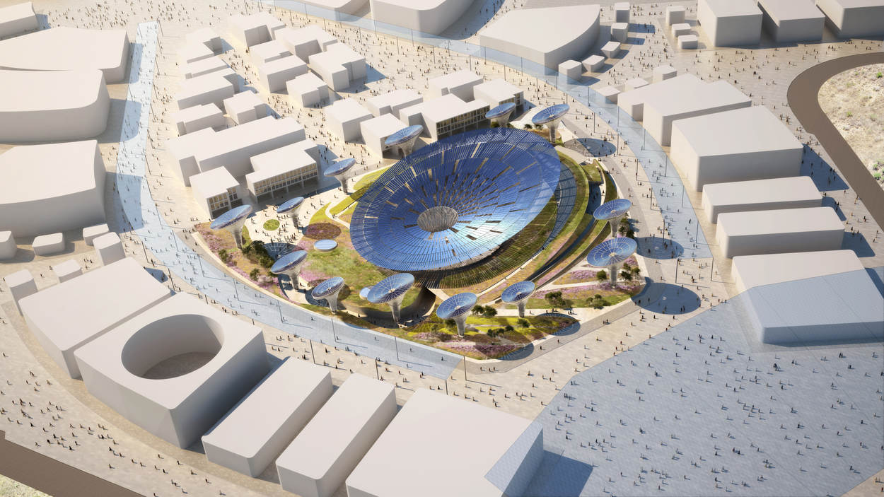 Expo 2020 Stands For : Expo dubai uae october