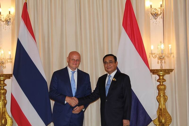 Minister Grapperhaus Spreekt In Thailand Over Zaak-Van