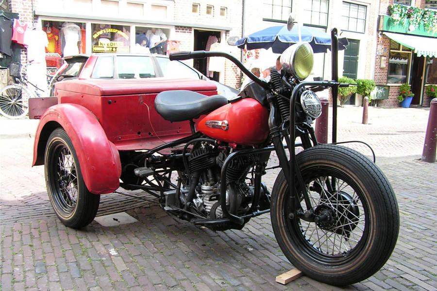 verkeersregels scooters nederland