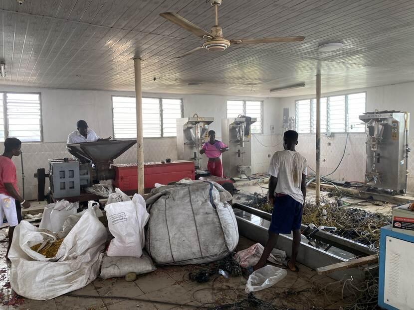 Daur Ulang Sampah Ghana