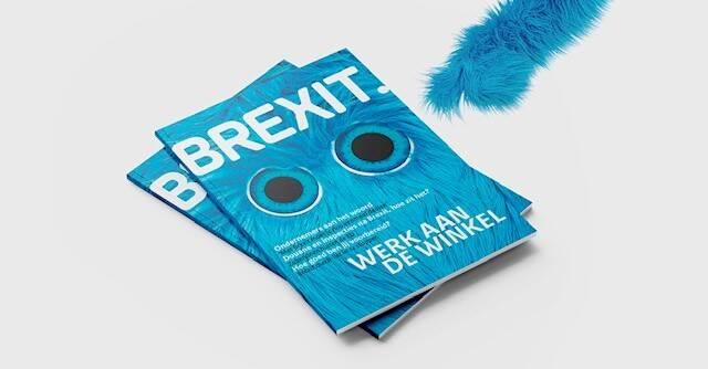 Brexit magazine.