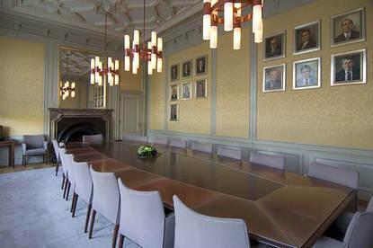 Binnenhof ministerie van algemene zaken for Melchior interieur den haag